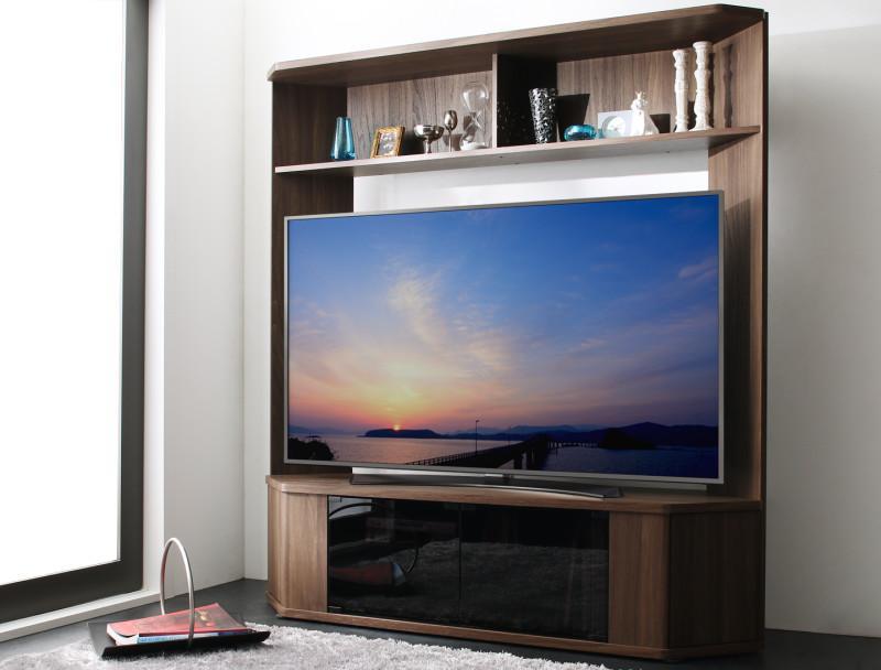 【送料無料】大型テレビ65V型まで対応 ハイタイプテレビボード 〔XX〕ダブルエックス オークナチュラル【代引不可】