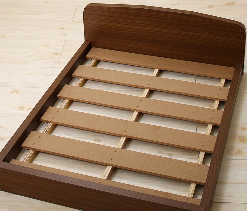 ミニチュアサイズが可愛い木製ペットベッド 〔Catnel〕キャトネル 〔ベッドフレームのみ・マットレスなし〕 〔フレーム色〕ブラック【代引不可】【北海道・沖縄・離島配送不可】