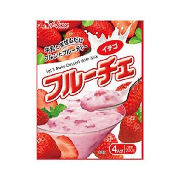 フルーチェ イチゴ味 200g 60個×1ケースKT