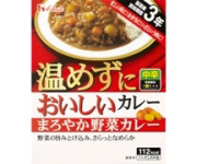 ハウス 温めずにおいしいカレー まろやか野菜カレー 60食入り×1ケースKK