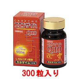 カルザイム(300粒)コエンザイムQ10 L-カルニチン セレン 亜鉛 健康食品 サプリメント 第一薬品 父の日