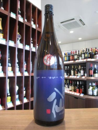 国内在庫 青森県の銘酒 陸奥八仙 ISARIBI 物品 1800ml 特別純米 火入れ