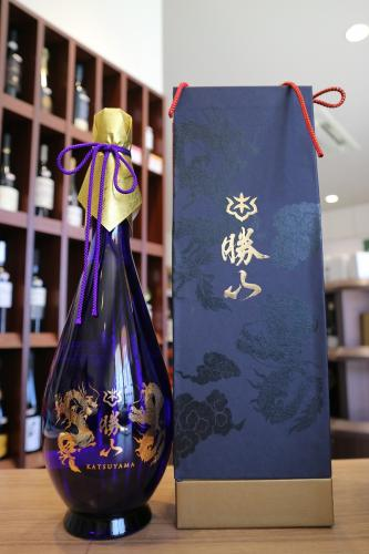 【宮城県の銘酒】勝山 昇龍 純米大吟醸 720ml【火入れ】