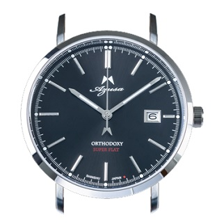 腕時計 Azusa ORTHODOXY アズサ オーソドキシー ブラック ヘッドのみ メカニカル 自動巻 日本製 オリジナル腕時計 メンズ【送料無料】