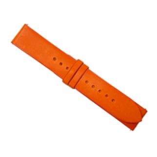 腕時計 ベルト TMPL テンプル 時計 ベルト バンド 時計バンド 腕時計バンド ファッション小物 替えベルト ベルト交換 交換ベルト メンズ レディース 男性用 女性用 ブッテーロ カラーストラップ Buttero belt ブッテーロベルト オレンジ 18mm プレゼント ギフト