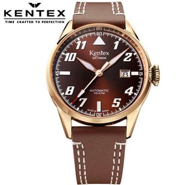 ケンテックス 腕時計 KENTEX S688X-03 スカイマン パイロット SKYMAN PILOT クオーツ 日本製 限定188本 メンズ