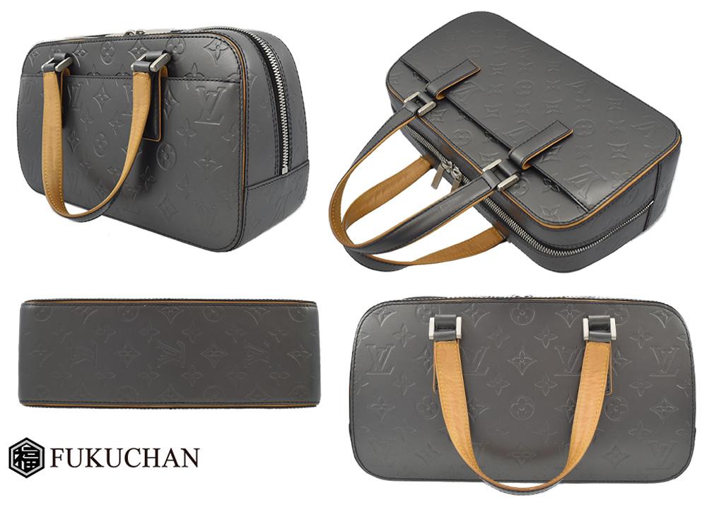 2509de2d4f4f 商品名, LOUIS VUITTON モノグラム マットシェルトン ハンドバッグ. 型番, M55172