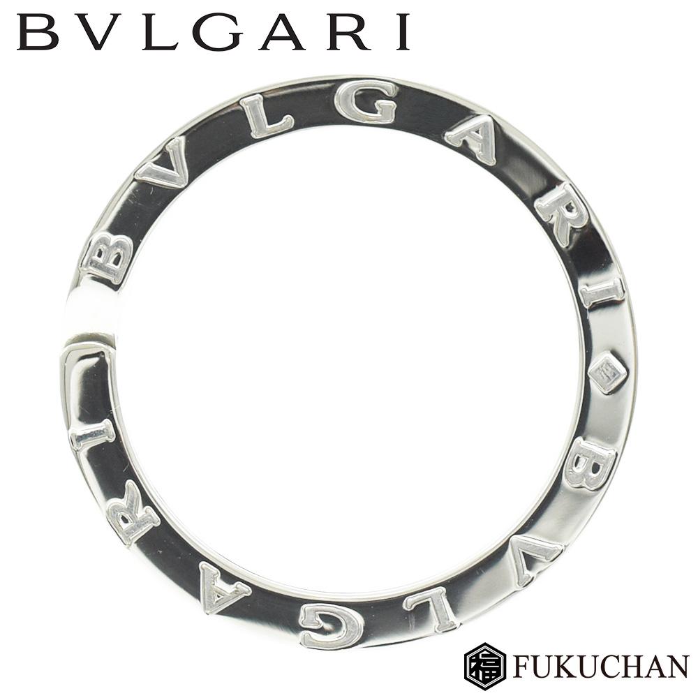 【BVLGARI/ブルガリ】ブルガリブルガリ キーリング シルバー/SV925 34886 【中古】