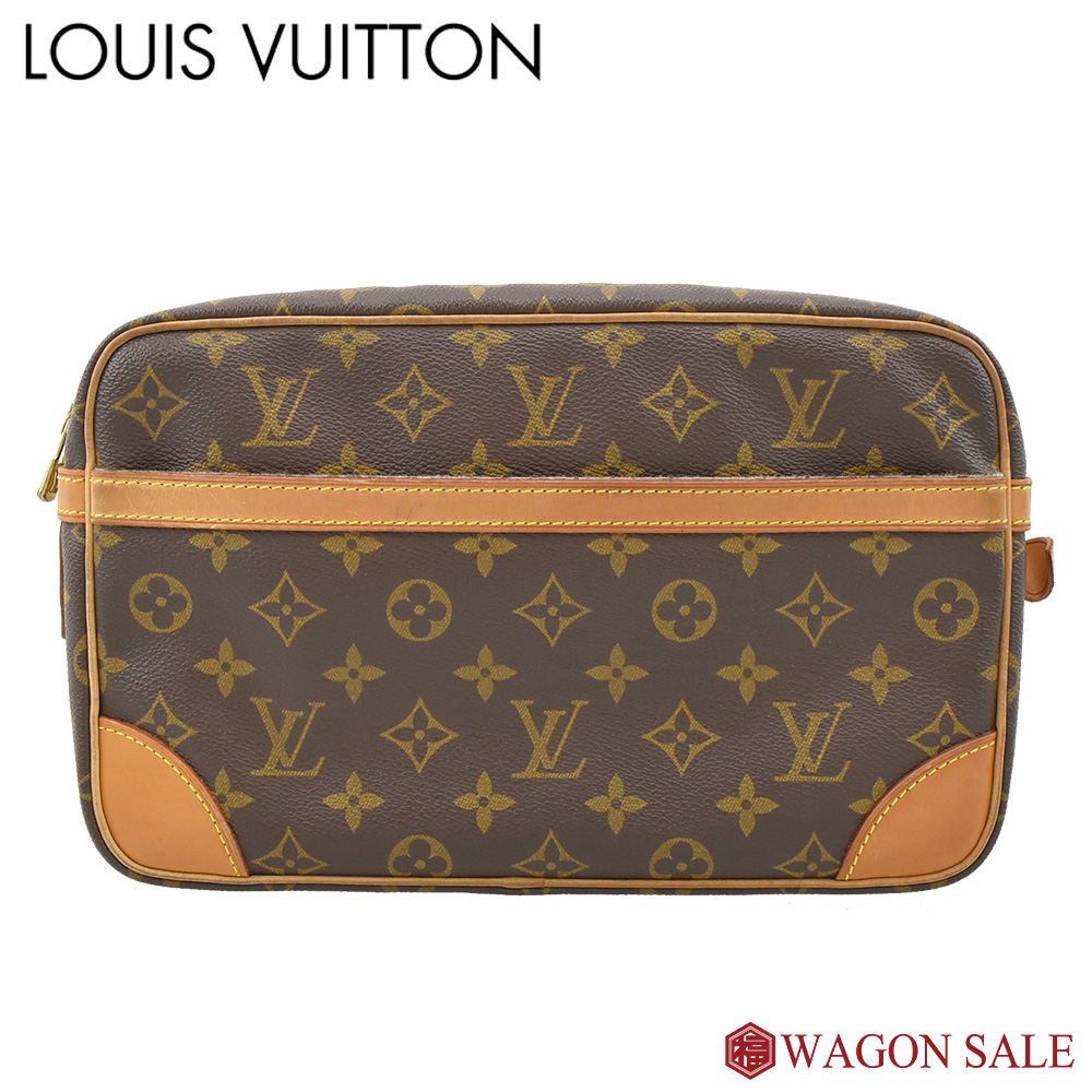【LOUIS VUITTON/ルイ・ヴィトン】モノグラム コンピエーニュ28 M51845 【中古】≪送料無料≫