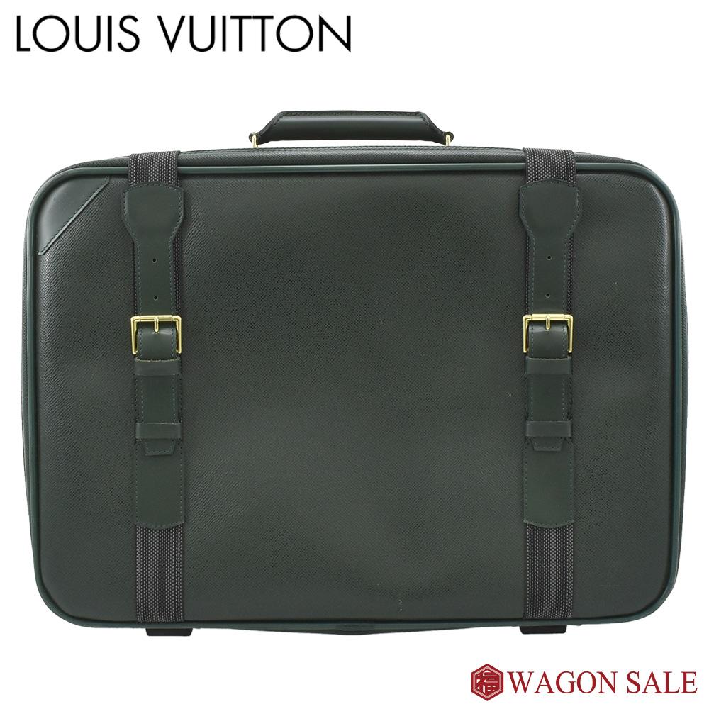 【LOUIS VUITTON/ルイ・ヴィトン】タイガ サテライト53 エピセア M30094 【中古】≪送料無料≫