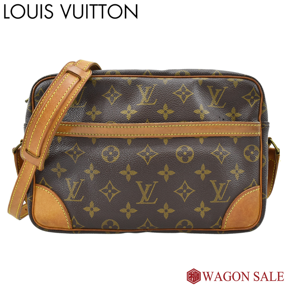 【LOUIS VUITTON/ルイ・ヴィトン】モノグラム トロカデロ27 M51274 【中古】《送料無料》