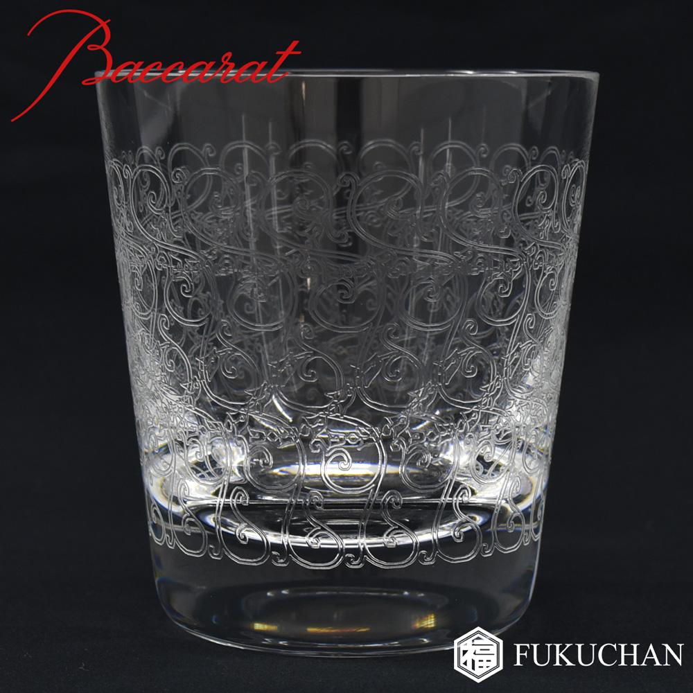 【Baccarat/バカラ】ローハン タンブラー ロックグラス 1客 1510238 【中古】