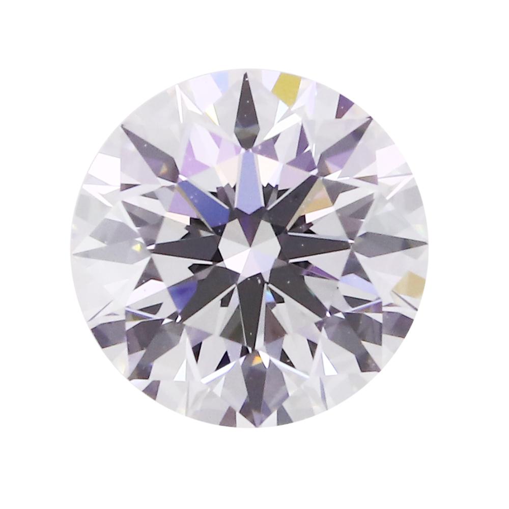 ダイヤモンドルース 0.307ct Dカラー 新品未使用 VVS2 3EX HC 中央宝石 ソーティング キューピッド ハート まとめ買い特価 送料無料 未使用品 裸石 中古 アンド