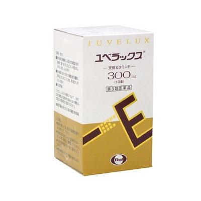 (クーポンあり!) 【第3類医薬品】ユベラックス300 240カプセル 4987028137696