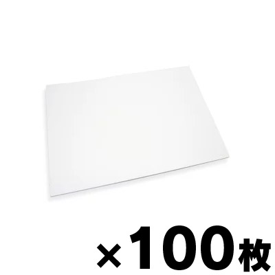 オープニング 大放出セール 5 絶品 000円 税込 以上お買い上げで送料無料 白 B5 上質紙 2901000005195 110kg 100枚