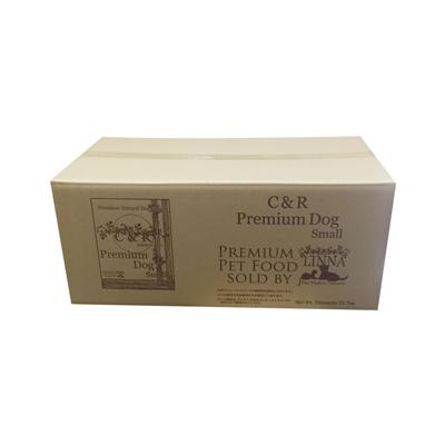 【送料無料】C&R プレミアムドッグ スモール 50ポンド (22.7kg) (旧SGJプレミアムドッグ スモール) 4580375300289