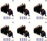 全巻セット【送料無料】【中古】DVD▼HERO(6枚セット)001~011 最終話▽レンタル落ち