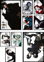 全巻セット【送料無料】【中古】DVD▼黒執事 II(9枚セット)第1話~第12話 最終▽レンタル落ち