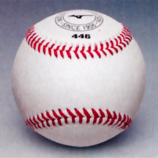 MIZUNO ミズノ 硬式野球ボール ミズノ445 人工皮革練習球 (5ダース/60球入り) 1BJBH44600【野球 用品 スポーツ】【02P03Dec16】