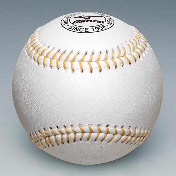 MIZUNO ミズノ 硬式野球ボール ミズノ476 マシン用練習球 (5ダース/60球入り) 1BJBH47600【野球 用品 スポーツ】【02P03Dec16】