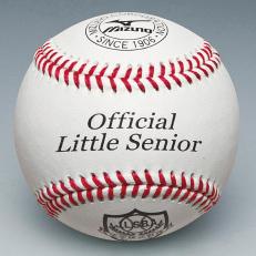 MIZUNO ミズノ 少年硬式野球ボール リトルシニア リトルシニアリーグ試合球 (1ダース12球入り) 1BJBL60100【02P03Dec16】