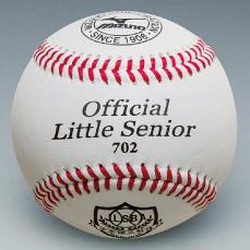 MIZUNO ミズノ 少年硬式野球ボール リトルシニア702 リトルシニアリーグ試合球 (1ダース/12球入り) 1BJBL70210【02P03Dec16】