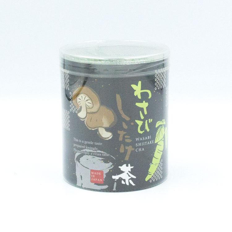 わさびしいたけ茶 36g 激安通販ショッピング 豊富な品 2g×18袋