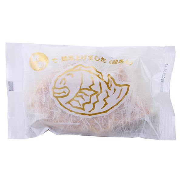 【たい焼き】米粉 たい焼き(粒あん) 1匹_[和菓子 スイーツ 贈り物 ギフト]