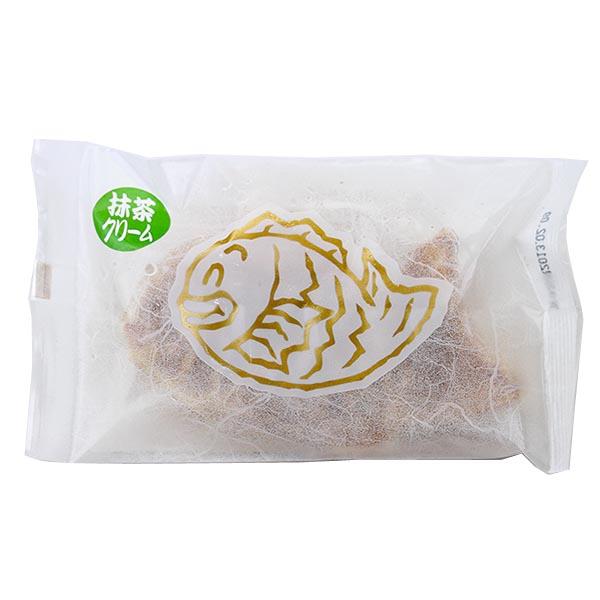 正規取扱店 商店 こだわり抜いた極みの逸品です_ 和菓子 スイーツ 贈り物 抹茶クリーム 5匹入_ たい焼き ギフト