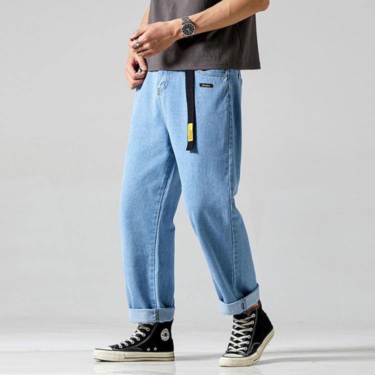 方 折り ズボン 裾