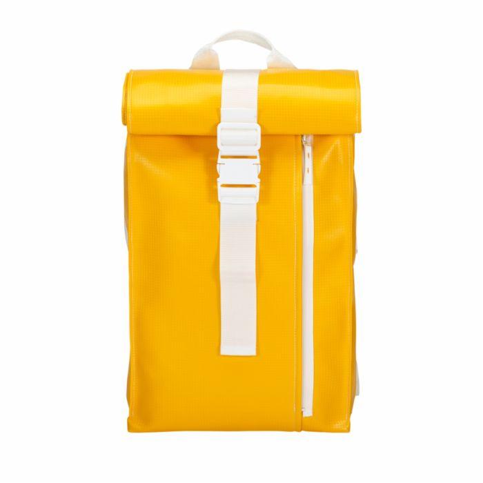 バックパック黄 BACK PACK _yellow 012