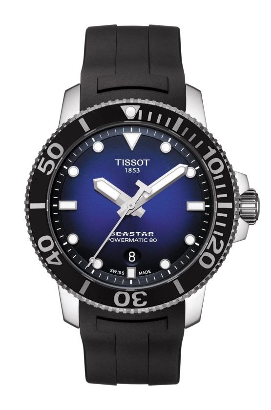 TISSOT SEASTAR 1000 AUTOMATICティソ シースター1000 オートマチック T120.407.17.041.00