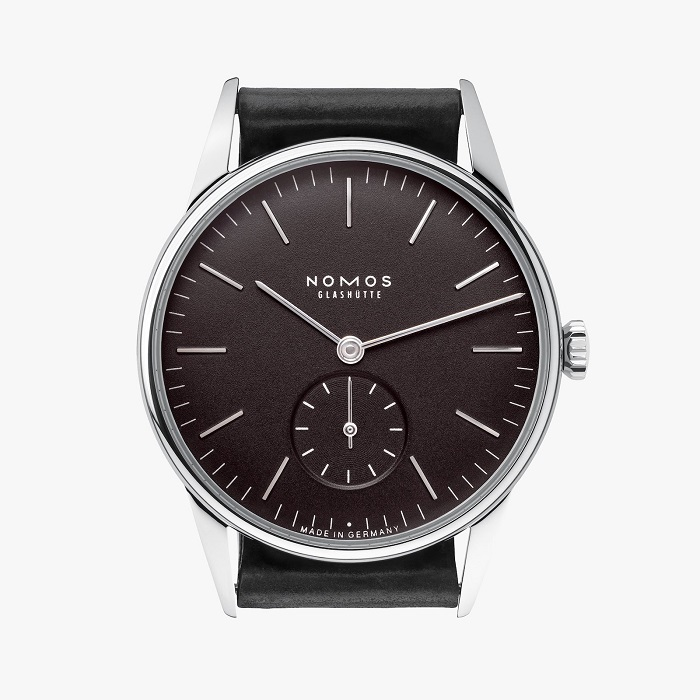 NOMOS Glashutte Orion 35mm ノモス グラスヒュッテ 35ミリ Anthracite OR1A3SB2