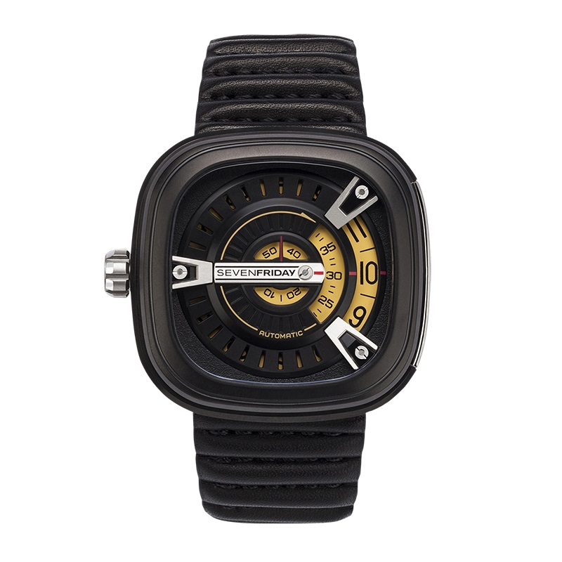 SEVENFRIDAY セブンフライデー M-Series Watch M2/01