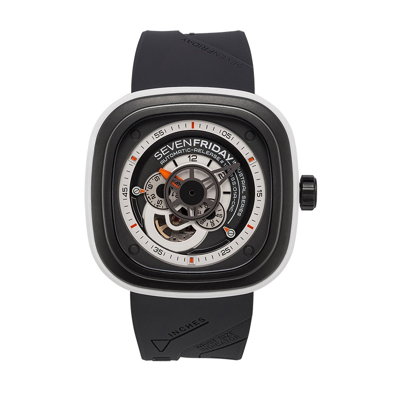 SEVENFRIDAY セブンフライデー P-Series Watch P3/03