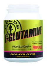 【送料無料】 ゴールドジム グルタミンパウダー 500g×2個セットGOLD'S GYM