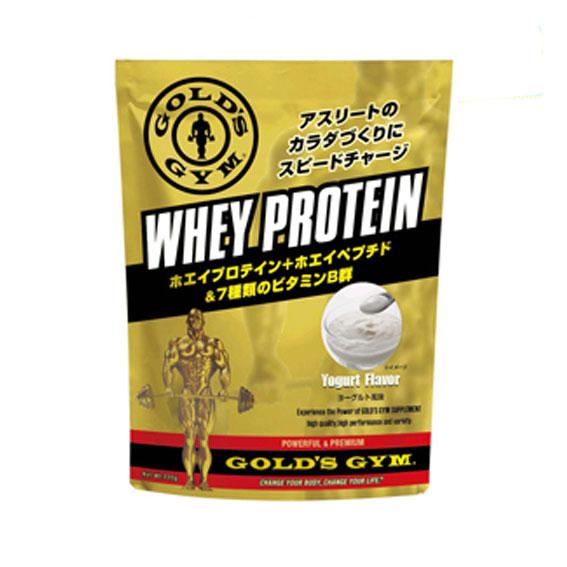 【送料無料】ゴールドジム GOLD'S GYM ホエイプロテインヨーグルト風味1.5kg×2個セットGOLD'S GYM