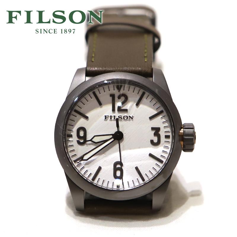 FILSON/フィルソンフィールドウォッチ(グレー)