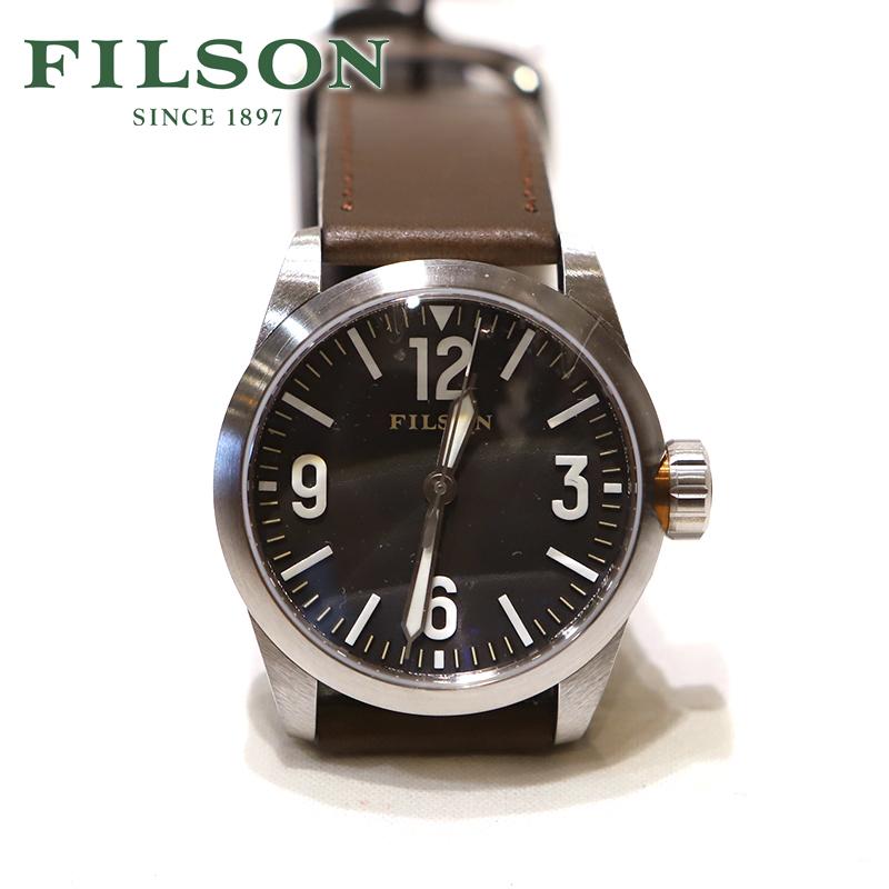 FILSON/フィルソンフィールドウォッチ(シルバー)