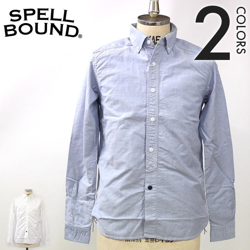 SpellBound スペルバウンド ボタンダウンシャツ 46-135X