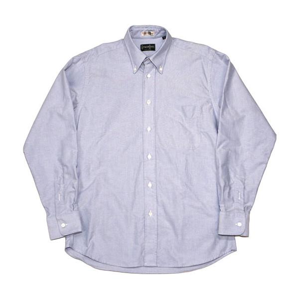 Gitman Brothers ギットマン ブラザーズ オックフォードボタンダウンシャツ