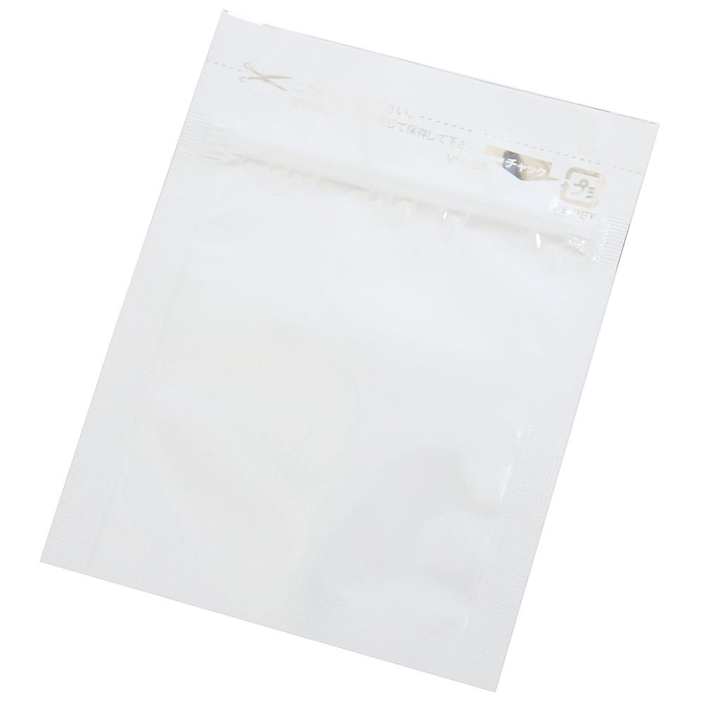 ラミジップ VM-SS 蒸着小型三方シール袋 白色 70x70mm 7000枚