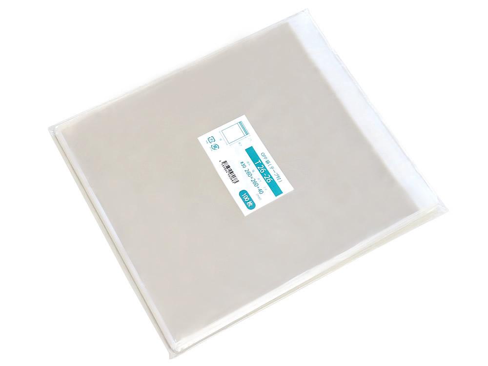 OPP袋 テープ付 1000枚 260x260mm T26-26