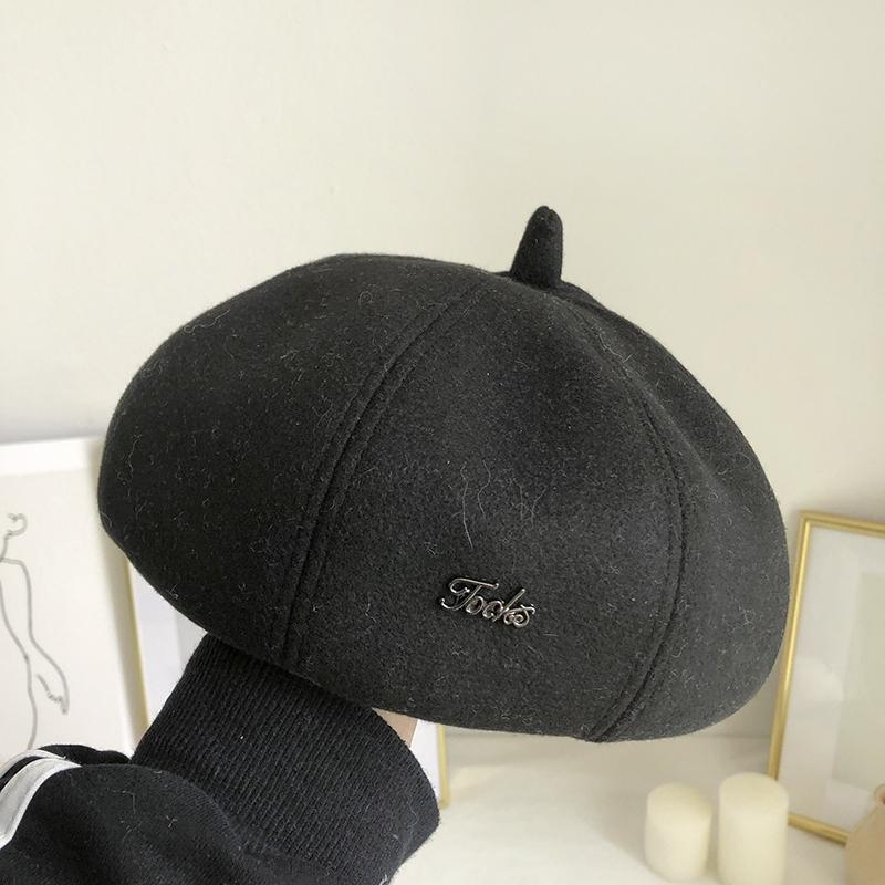 ベレー 帽子 レディース 小顔効果 可愛い おしゃれ 防寒 女優帽 画家帽子 特別セール品 暖かい 防風 激安卸販売新品