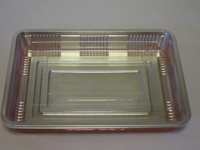 お弁当、赤飯、おかずの折詰めなどにご利用いただけます。 【スーパーSALE】DX HS-10 セット【100枚】189×256×35mm 中央化学 惣菜 容器 パック 使い捨て テイクアウト お持ち帰り テイクアウト容器 から折 からおり 折箱