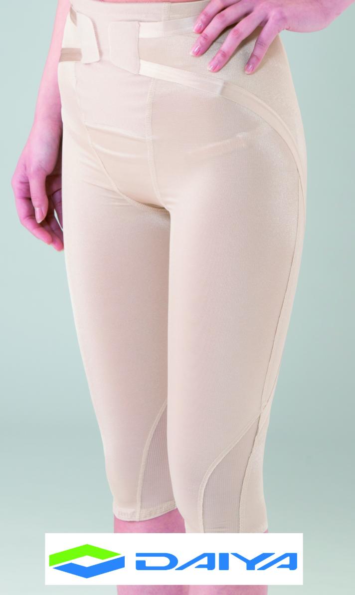 サポーター コルセット 女性用 姿勢矯正 骨盤 ヒップアップ 薄手素材ニュートラルスパッツ ダイヤ工業