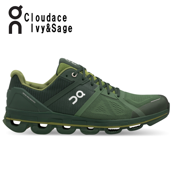 オン(ON) Cloudace 3099981M メンズ クラウドエース ランニングシューズ