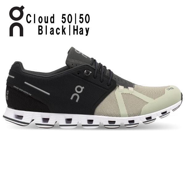 オン(On) Cloud 50   50 Black   Hay 1999896M クラウド メンズ 春夏 限定 カラー(1999896m)