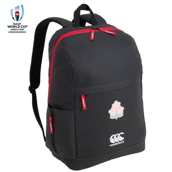 カンタベリー (CANTERBURY) ラグビー ワールドカップ 2019 日本代表 ジャパン デイパック VCC09303(vcc09303)