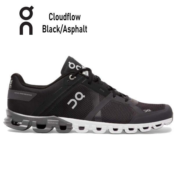 オン(On) Cloudflow 2599781M クラウドフロー メンズ ランニングシューズ(2599781m)